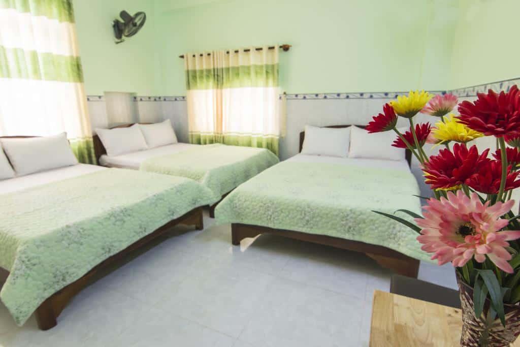 Phòng nghỉ tại Thái Quang Hotel - Vũng Tàu
