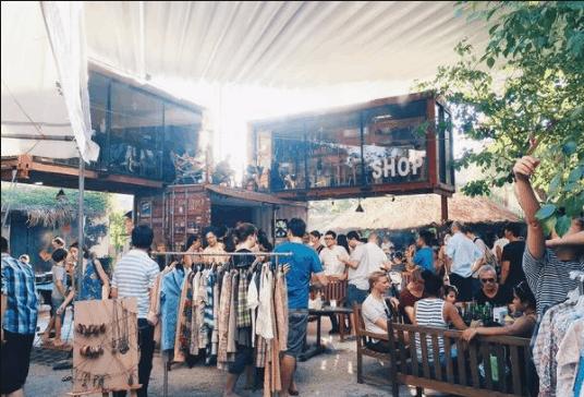 Saigon Outcast - Khu vui chơi, giải trí dành cho giới trẻ