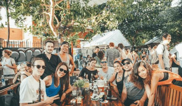 Saigon Outcast - Nơi giao lưu của bạn bè trong và ngoài nước