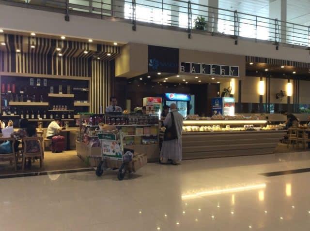 Bakery - Ga quốc tế sân bay Tân Sơn Nhất