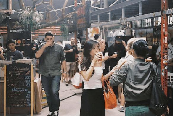 Tận hưởng đồ ăn, thức uống ngon tại Saigon Outcast