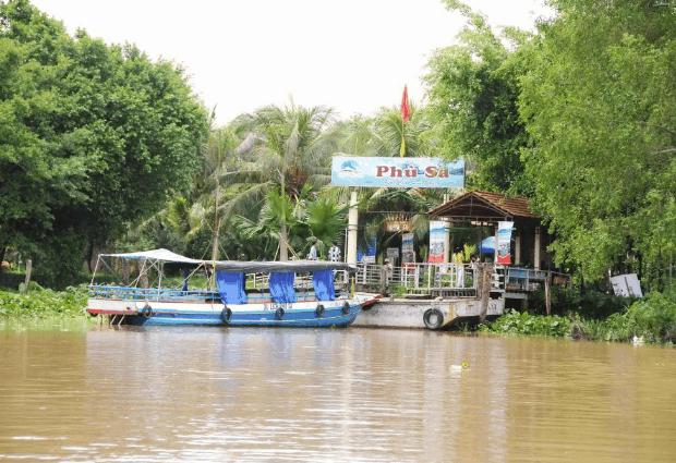 Khu du lịch Phù Sa (Ảnh ST)