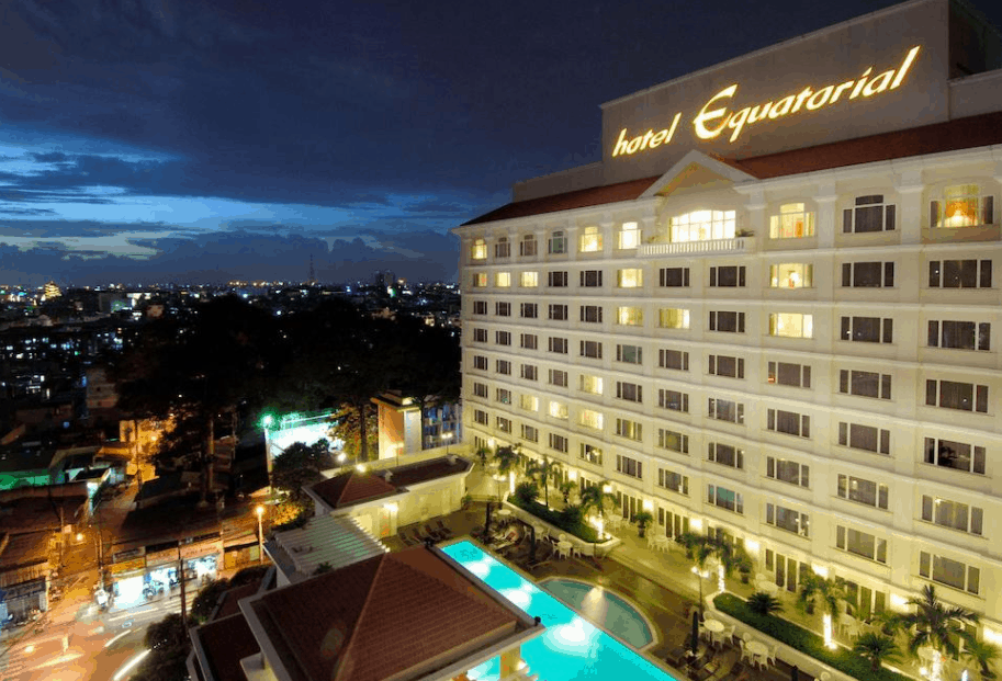 Khách sạn Equatorial