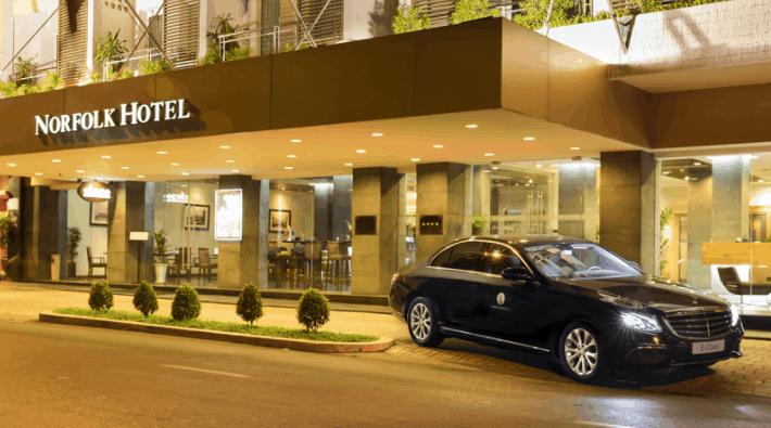 Hình ảnh khách sạn Norfolk Saigon