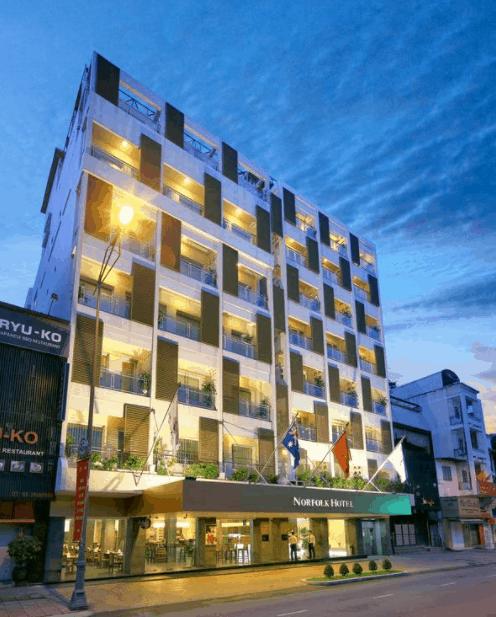 Khách sạn Norfolk Saigon