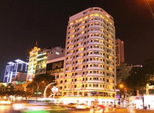 Hình ảnh khách sạn Palace Sài Gòn