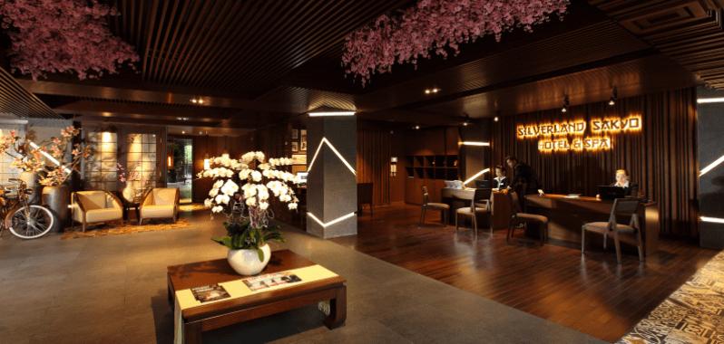Hình ảnh Silverland Sakyo Hotel & Spa