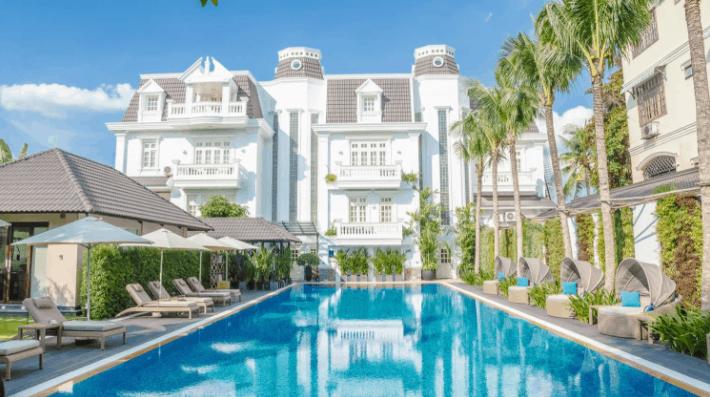 Hình ảnh Villa Sông Saigon