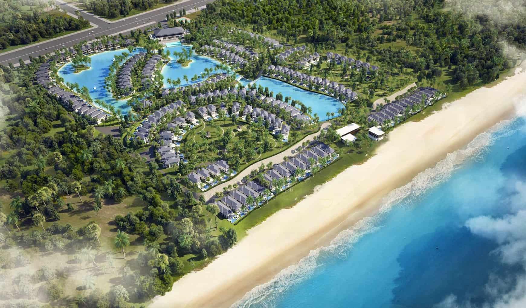 Cảnh đẹp của bãi Dài Nha Trang. (Ảnh ST)
