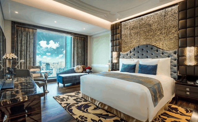 Chiêm ngưỡng phòng nghỉ 5 sao tại khách sạn The Reverie Saigon