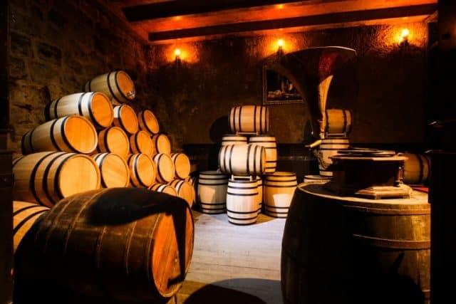 Hầm Rượu Debay Bà Nà 01