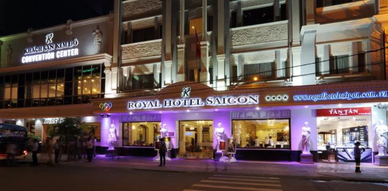 Hình ảnh khách sạn Sài Gòn Royal