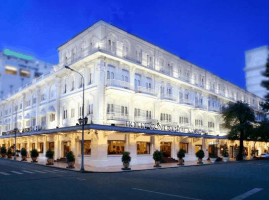 Hình ảnh khách sạn Continental Saigon