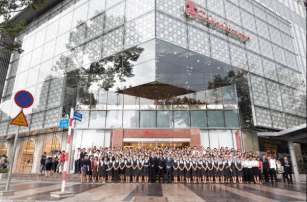 Hình ảnh trung tâm thương mại Takashimaya - Sài Gòn