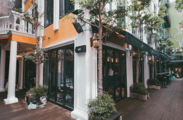 Kiến trúc Saigon Garden thiết kế hòa hợp với thiên nhiên