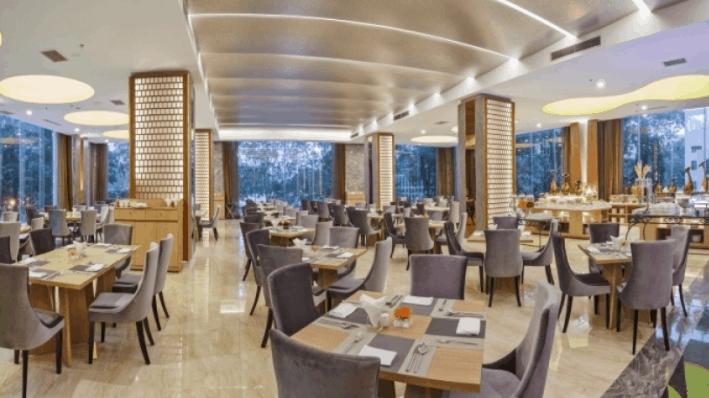 Nhà hàng sang trọng tại Mường Thanh Sài Gòn Centre Hotel