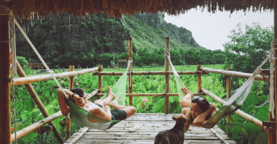 Nơi nghỉ tuần trăng mật lý tưởng dành cho các cặp đôi