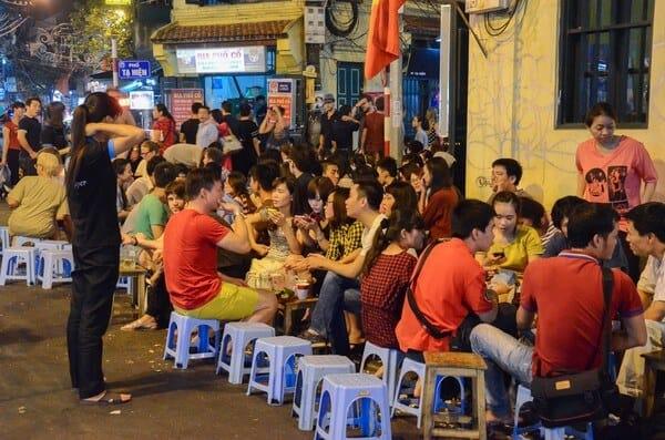 Ta Tieu Food Street