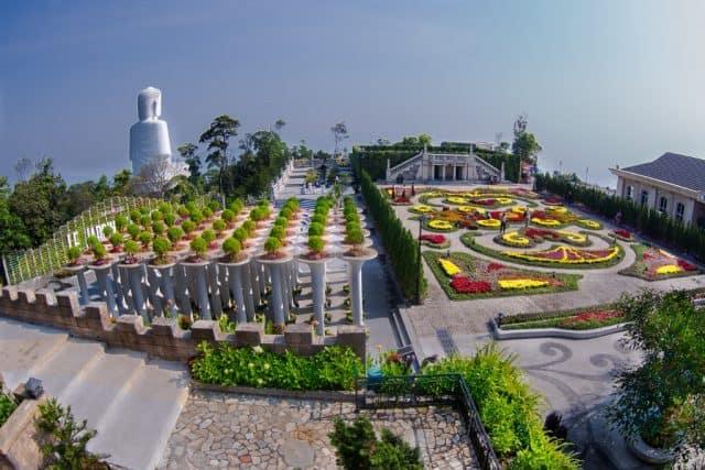 Vườn Thiêng Bà Nà
