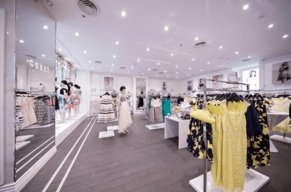 Takashimaya - Nơi mua sắm hàng hiệu của các chị em