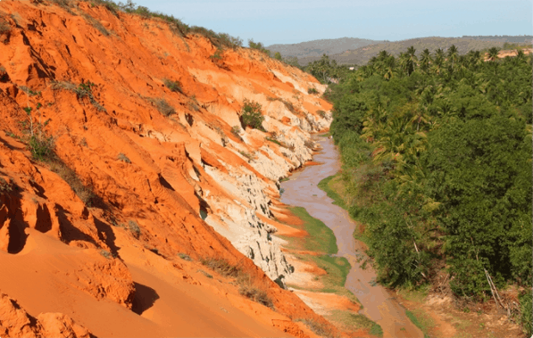Suối Tiên - địa điểm phượt không thể bỏ qua