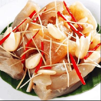 Gân bò chua ngọt - món nhậu hấp dẫn dịp Tết