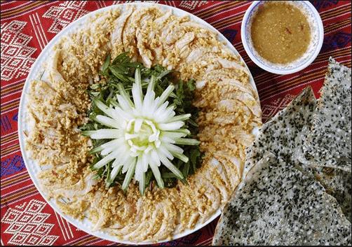 Gỏi cá đặc sản Biên Hòa