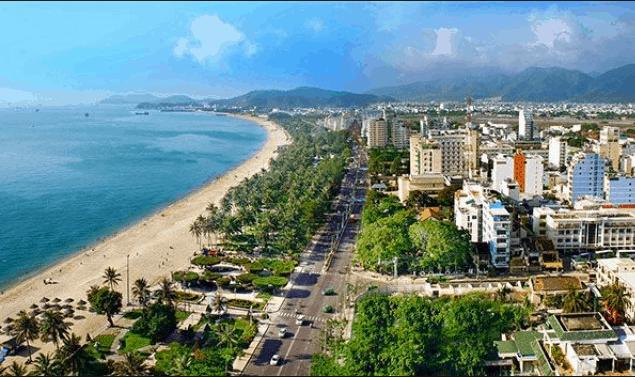 Thành phố Phan Thiết đẹp, thơ mộng