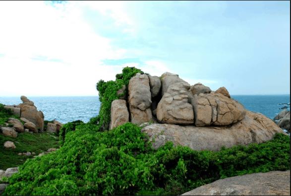 Hang Yến và hàng Ba Hòn nổi tiếng ở Cù Lao