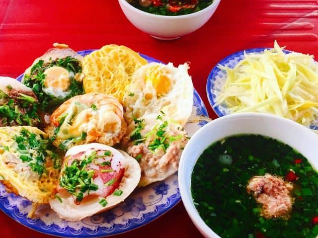 Những quán bánh căn Nha Trang nổi tiếng ngon nức nở