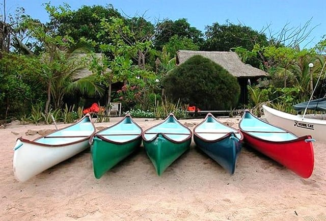 Thuê thuyền Kayak (Ảnh ST)