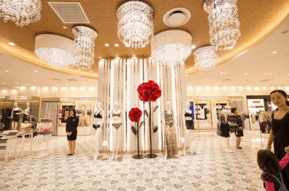 Chiêm ngưỡng không gian mua sắm đúng chuẩn quốc tế
