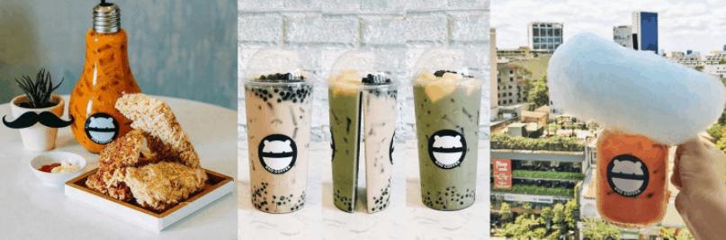 Hình ảnh đồ uống tại Boo Coffee