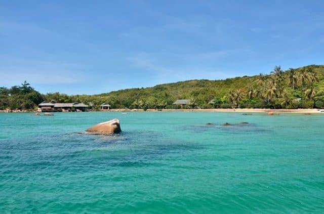 Cảnh sắc trên đảo (Ảnh ST)