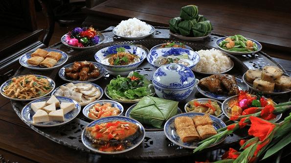 Khám phá các món ăn ngày Tết cổ truyền của người Việt Nam