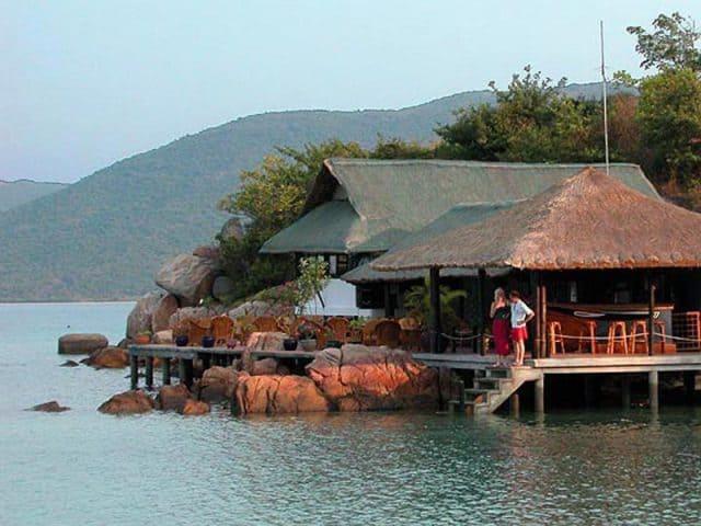 Whale Island khu nghỉ dưỡng trên đảo (Ảnh ST)