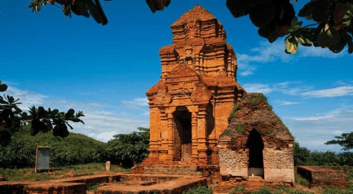 Tháp Chàm Poshanư Bình Thuận