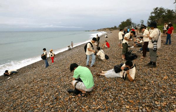 Địa điểm giới săn ảnh mê tít - biển Cổ Thạch
