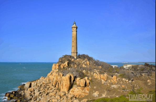 Ngọn hải đăng cổ nhất Đông Nam Á