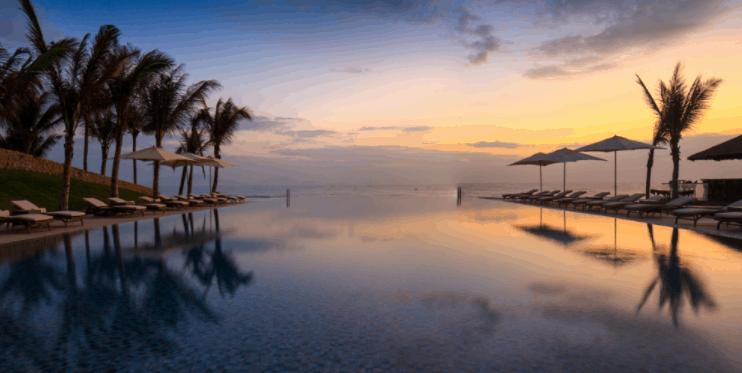 Cảnh đẹp tại Fusion Resort Phú Quốc