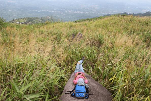 Check-in tại núi Chứa Chan