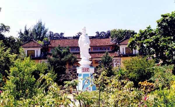Cảnh chùa này đã được tôn tạo nhiều (Ảnh ST)