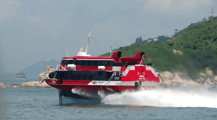 Đi Phú Quốc bằng tàu cao tốc