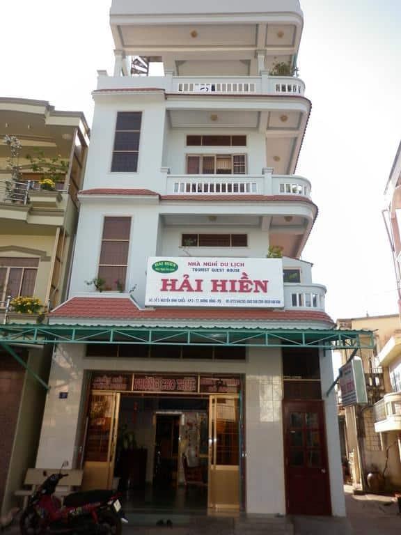Khách sạn Hải Hiền ở Phú Quốc (ảnh ST)