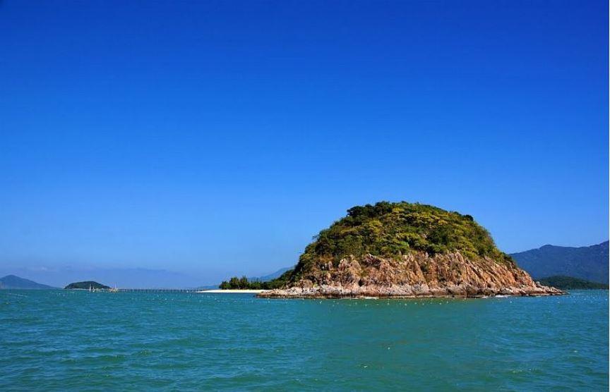 Du lịch Hòn Sầm Nha Trang (Ảnh ST)
