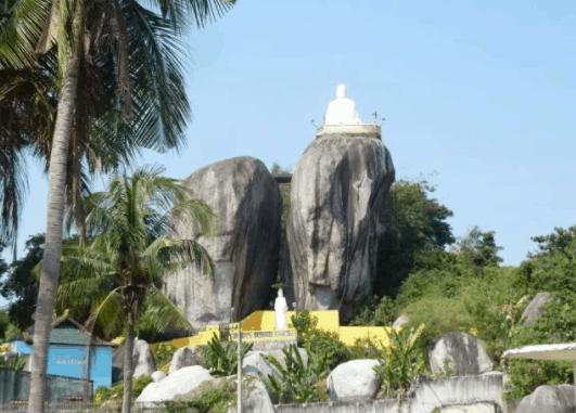 Núi đá Voi - Đồng Nai