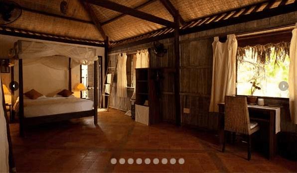 Phòng nghỉ tại Mango Bay Resort