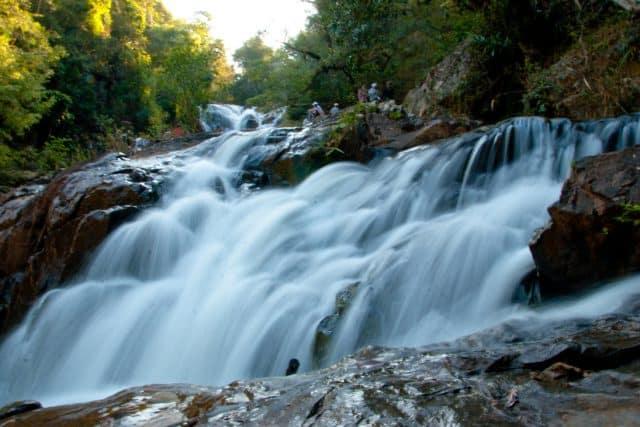 Con thác đẹp thơ mộng ở Đà Lạt (Ảnh ST)