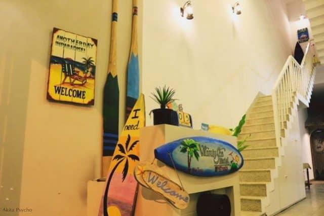 Vitamin Sea Hostel Nha Trang đẹp và độc (Ảnh ST)