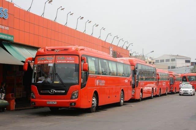Xe khách Phương Trang (Ảnh ST)